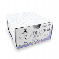 Hechtdraad Vicryl Plus (VCP1059H, 90cm) 36stuks | Ethicon